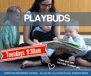 PlayBuds for little children and their carers
